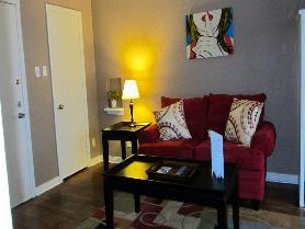1BD/1BA Historic District Apartment in a convenient location
