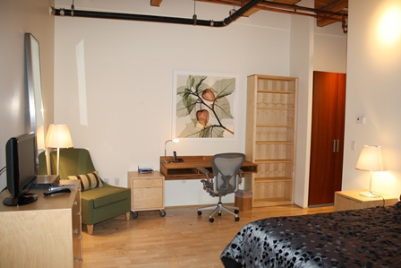 1BD/1BA Downtown Denver Loft Near Coors Field