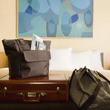 Business Travel Deductions - Lodging & Shipping of Baggage and/or business materials