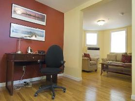 1BD/1BA Pacific Heights Renovated Victorian Flat