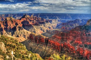 The Grand Canyon is just one example of the awesome wonders that the US has to offer. If you haven't experienced this in person, I would highly recommend going!