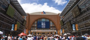 Dallas BIG Event - Wednesday, March 27, 2013 4:00pm-8:00pm AT&T Plaza in Victory Park