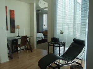 1BD/1BA Corner Condo in Downtown Denver's Premier Spire Building