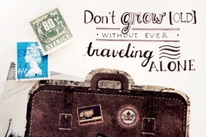 Everyone should experience traveling alone at least once in their lives. Just be sure to follow these travel safety tips.