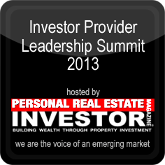 The Investor Provider Leadership Summit is next week April 25-26, 2013 in Baltimore, MD - don't wait to register for this amazing event!