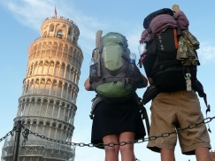 Everyone's travel style should be comfortable for them. Not everyone is going to enjoy backpacking while some might not enjoy luxury hotels. It's all a matter of preference.