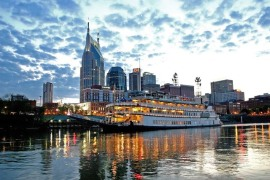 Top 10 cities where renting is more economical than purchasing: Nashville, TN.