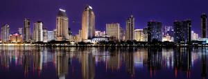 Top 10 cities where renting is more economical than purchasing: San Diego.
