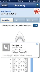 Seat Guru Application