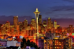Top 10 cities where renting is more economical than purchasing: Seattle, WA.