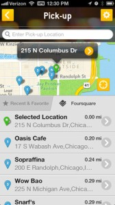 Taxi Magic Application