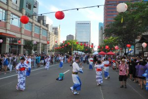Come celebrate the Japanese-American culture at Denver's annual Cherry Blossom Festival going on June 22-23, 2013.