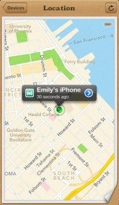 Install an app on your smartphone that will allow you to track its location, erase all information, etc. in case it ever gets stolen like Find My Phone.