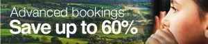 Advanced Booking for Travel
