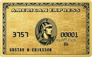 American Express Preferred Gold Rewards Card