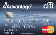 Citi Platinum Select AAdvantage Rewards Card