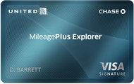 United Mileage Plus Explorer Credit Card