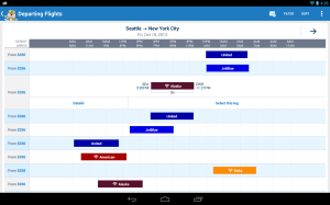 Try a new way to search for flights and hotels using the Hipmunk app.