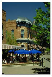 Oldtown Fort Collins, CO