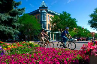 Downtown Fort Collins, CO