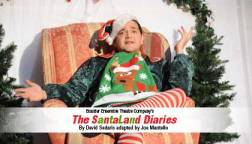 The SantaLand Diaries is just one of the many holiday shows going on this year at the Denver Performing Arts Complex.