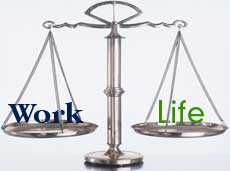 Maintaining a good work-life balance in 2014 is essential in your overall quality of life.