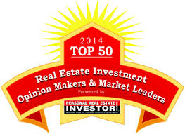 AvenueWest Global Franchise has been awarded for the second year in a row the Top 50 Real Estate Investment Opinion Makers & Market Leaders Award from the Personal Real Estate Investor Magazine. :)