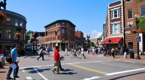 Harvard Square has everything that you need in one hip, convenient location.