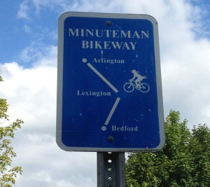 Spend a weekend learning about the founding out our great nation while riding along the Minutemen Bikeway.